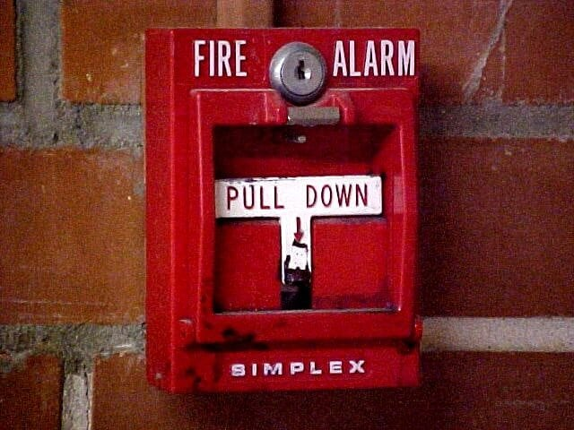 Orlando Fire Alarm Web Design