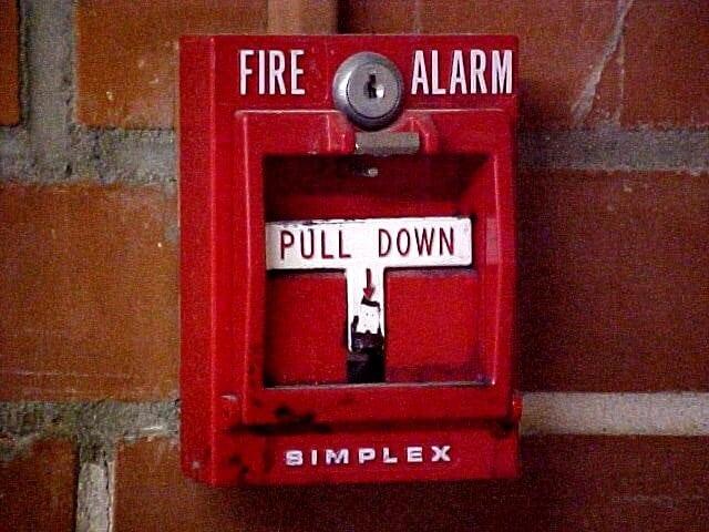 Orlando Fire Alarm Web Design