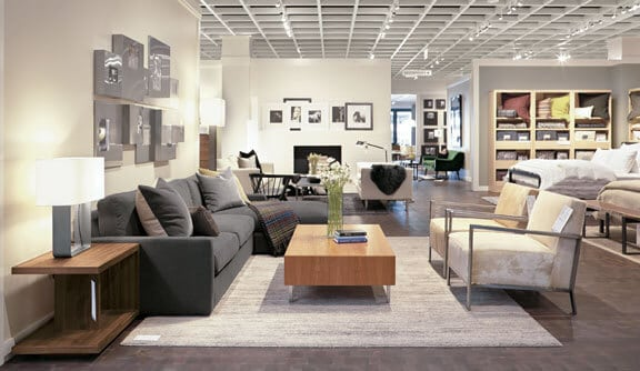 Orlando Furniture Store Web Design