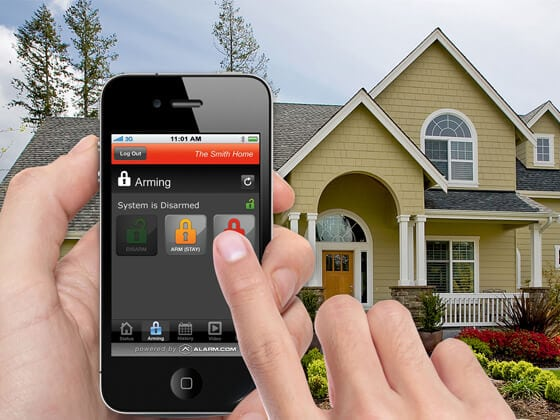 Orlando Home Security Web Design