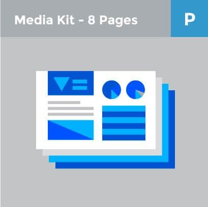 8pg-media-kit-design