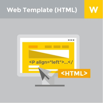 HTML-web-template-design