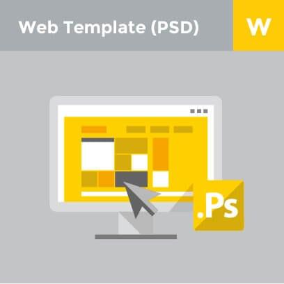 web-template-psd-design