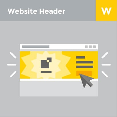 website-header-design